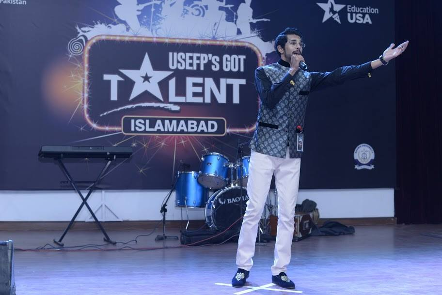 USEFP's Got Talent Winner