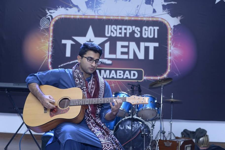 USEFP's Got Talent Runner-Up