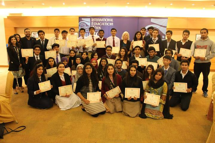 Islamabad: High Achievers' Ceremony