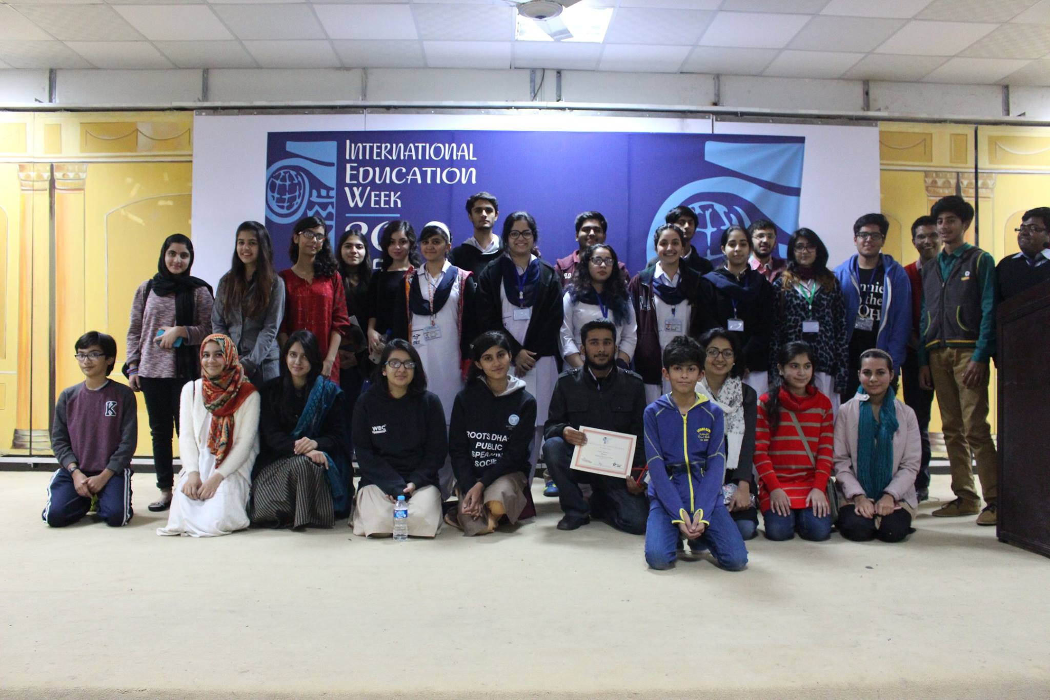 Islamabad: Dramatic Reading Contest