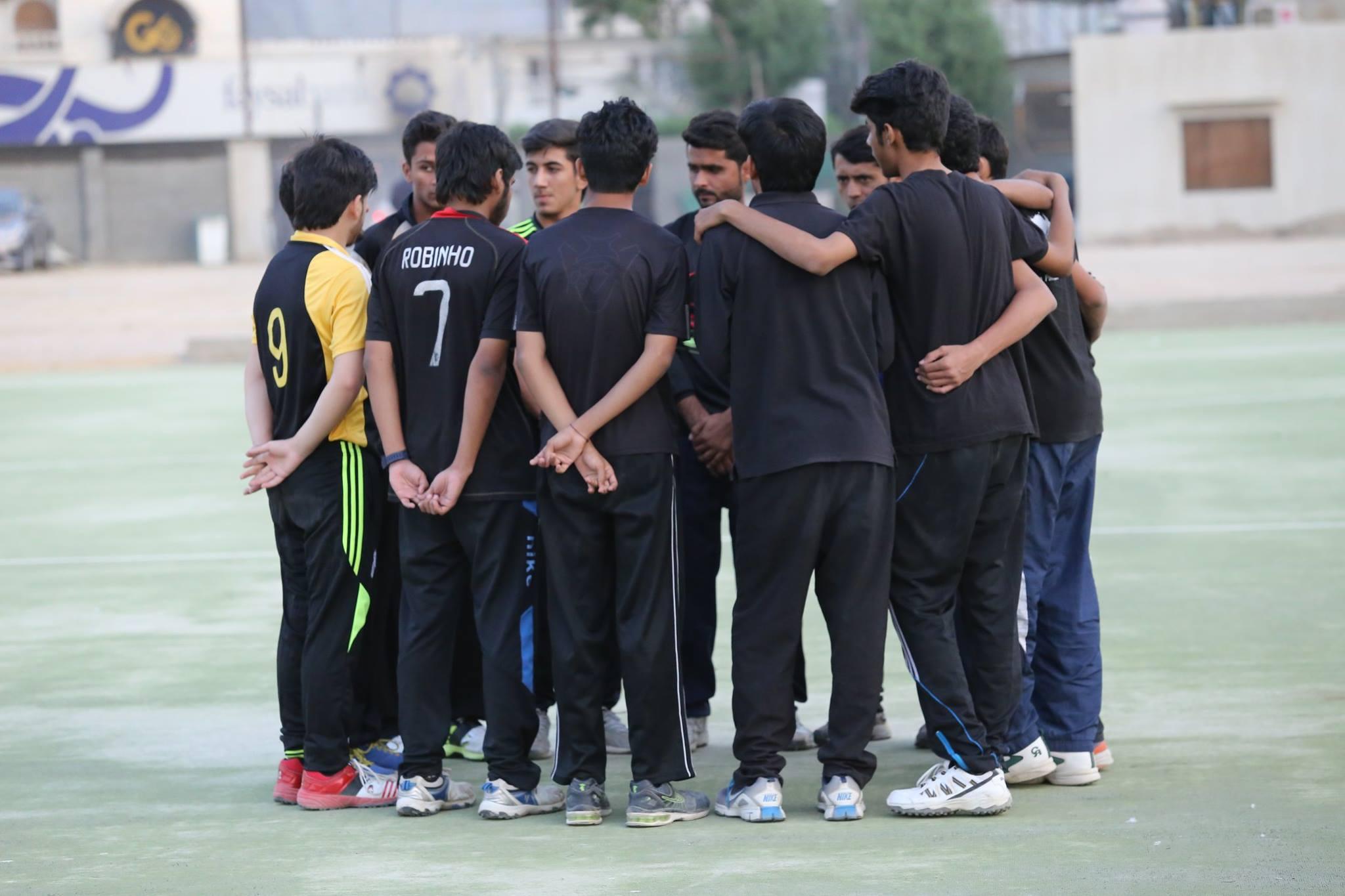Karachi: USEFP's Cricket Tournament