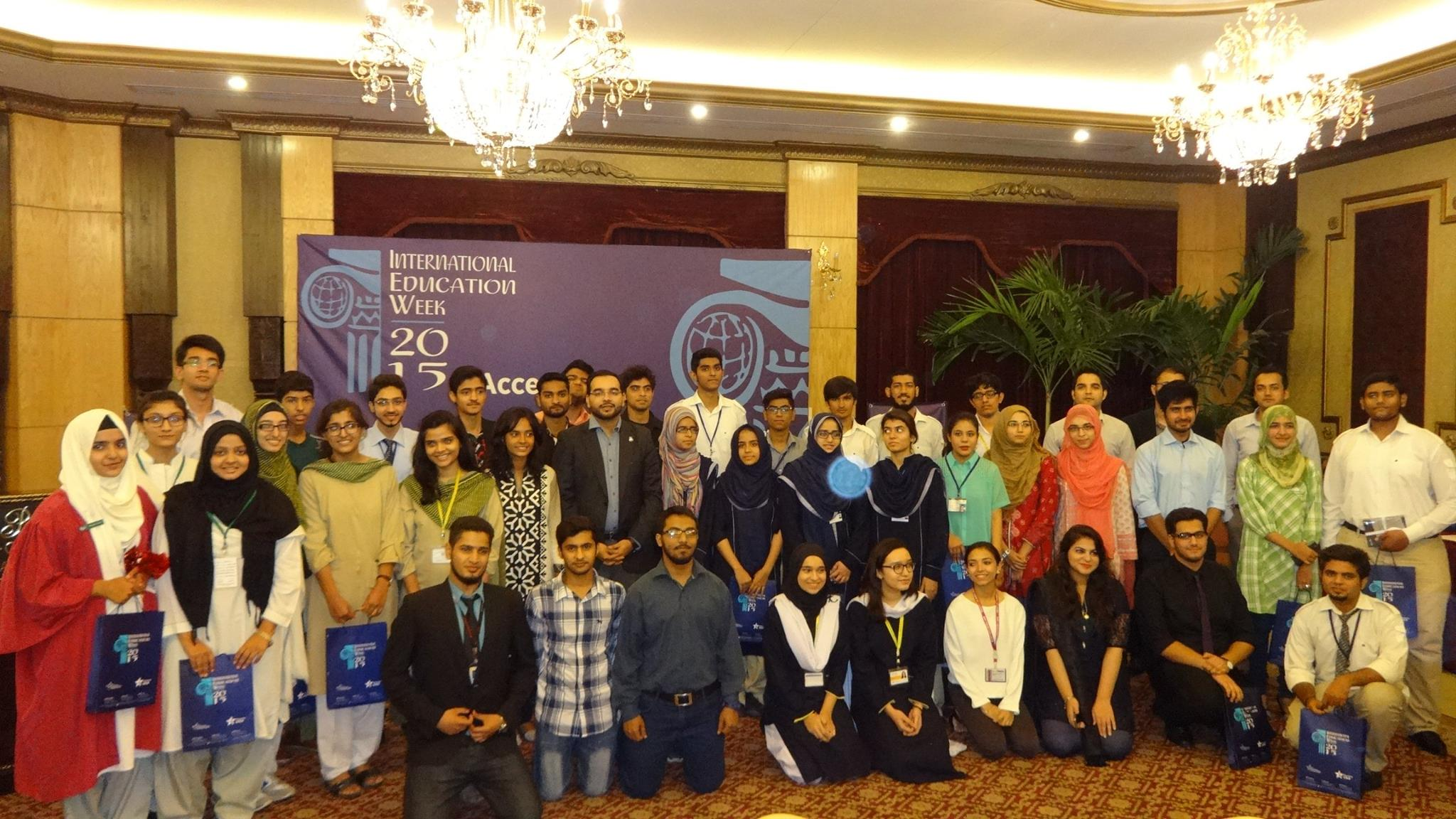 Karachi: High Achievers' Ceremony