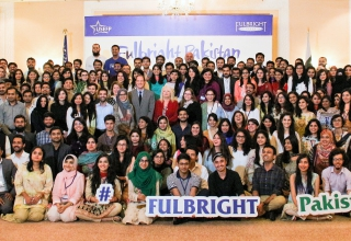 Fulbright Group PHoto