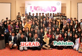 111 Pakistani students prepare to spend a semester at U.S. universities.