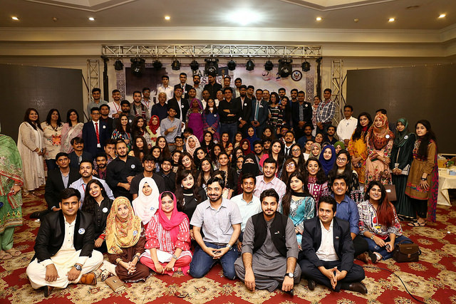 Participants of the Jamshoro reunion celebrate 10 years of PUAN