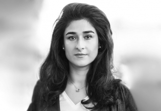 Fariel Salahuddin, Fulbright alumna and Founder of UpTrade Goats for Water Picture credit: Cartier Women's Initiative