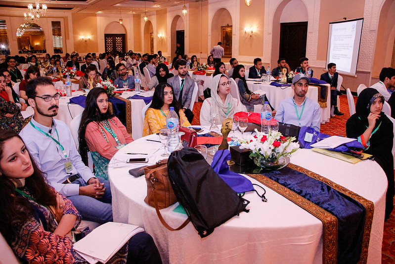 The UGRAD grantees represent a diverse pool of Pakistani students from different regions