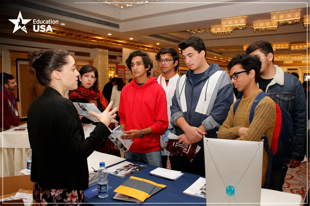 The South Asia Tour college fair is a one-stop shop to get the best information about studying in the United States